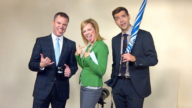 CTV Morning Live expands on Nov. 12 to include new anchor Stacey Brotzel and weather specialist Jesse Beyer!