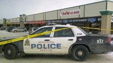Police, suspicious death