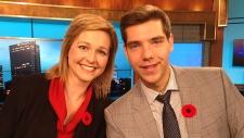 Stacey Brotzel, jesse beyer, CTV Morning Live