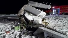 La Crete Plane Crash
