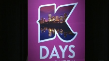 New K-days logo
