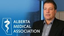 AMA President Dr. Michael Giuffre.