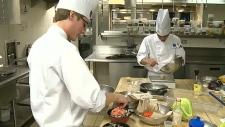 NAIT culinary arts