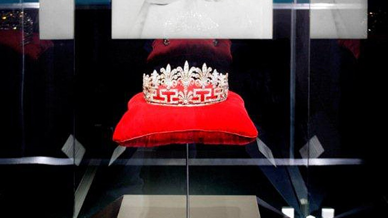 Diana, A Celebration, exhibit will feature 150 objects through nine galleries showcasing the life of Princess Diana. It opens in Edmonton on Feb. 9.