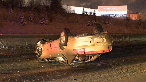 Yellowhead Rollover