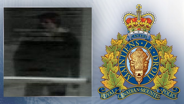 Red Deer RCMP Suspect
