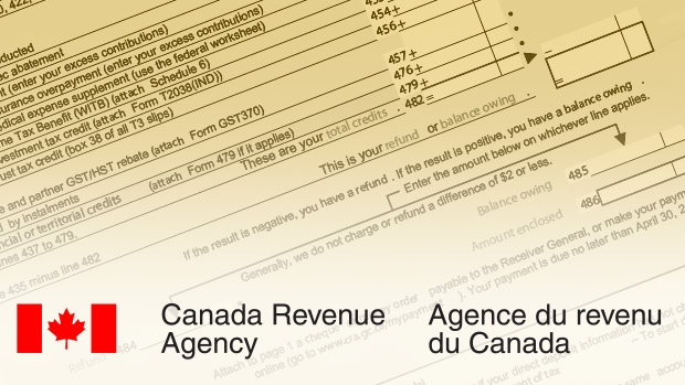 Canada Revenue Agency Generic