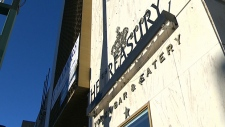 Treasury Vodka Bar and Eatery