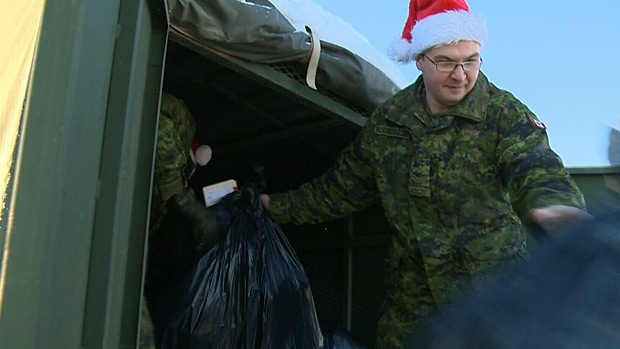 Over 1,000 volunteers are expected to help deliver Santas Anonymous packages to thousands of children in the Edmonton area.