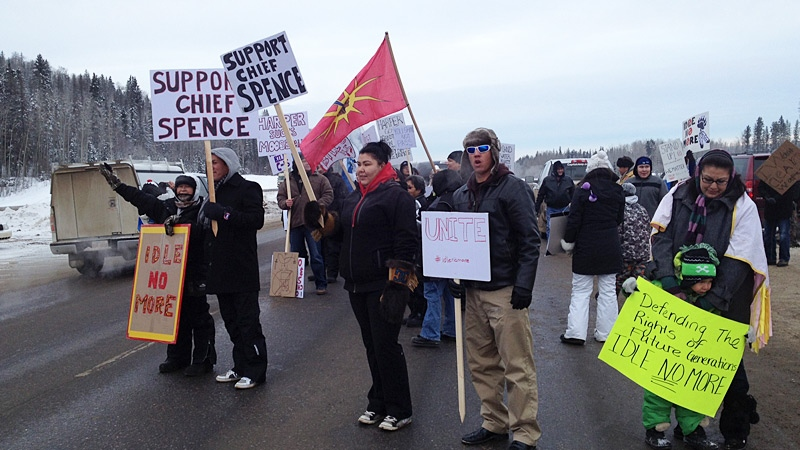 The Idle No More movement has gained a lot of traction over recent weeks. Rallies are being held in Edmonton, across the province and across Canada.