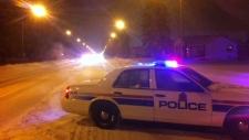 Police shooting at Edmonton traffic stop