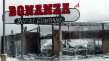 Three-alarm Edmonton fire deemed 'suspicious'