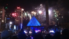 Churchill Square NYE
