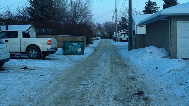 Red Deer homicide investigation