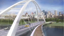 Walterdale Bridge Day