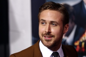 Cast member Ryan Gosling attends the L.A. premiere of 'Gangster Squad' at the Grauman's Chinese Theater, in Los Angeles on Monday, Jan. 7, 2013. (AP / Matt Sayles/Invision)