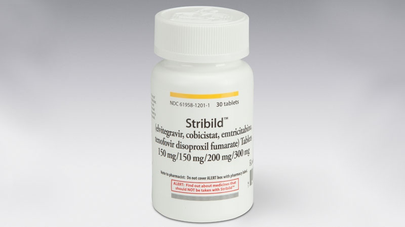 Stribild is a treatment for HIV patients that was recently approved by Health Canada. The single-tablet regimen features a number of different antiviral medicines in one pill.
