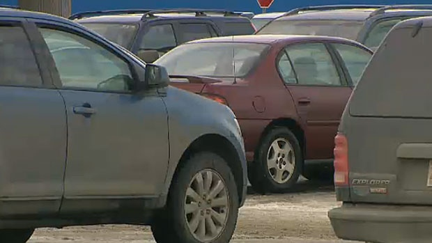 Police say there were more than 7,000 hit-and-run collisions in Edmonton last year. Most hit-and-runs occur during winter, in bad weather, and are typically in busy parking lots.