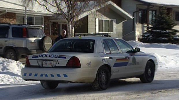 Red Deer RCMP are looking for three men who broke into a residence on Barner Avenue early Saturday morning.