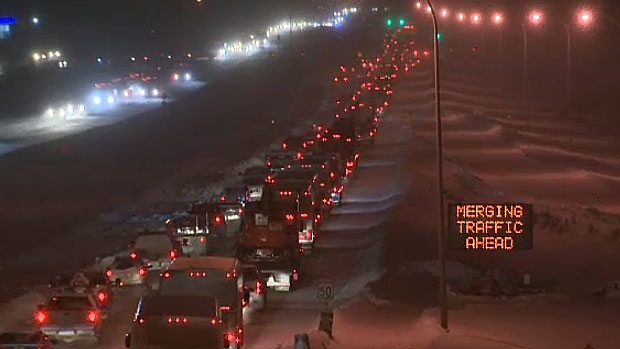 A multi-million dollar overpass in Fort McMurray that was designed to make the morning commute easier for drivers is instead causing traffic troubles and drawing criticism.