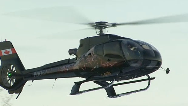 The owner of Phoenix Heli-Flight is working to acquire a new Medevac helicopter that would assist in emergency situations in remote areas of northeastern Alberta and says he's disappointed the province isn't offering to help fund the helicopter.