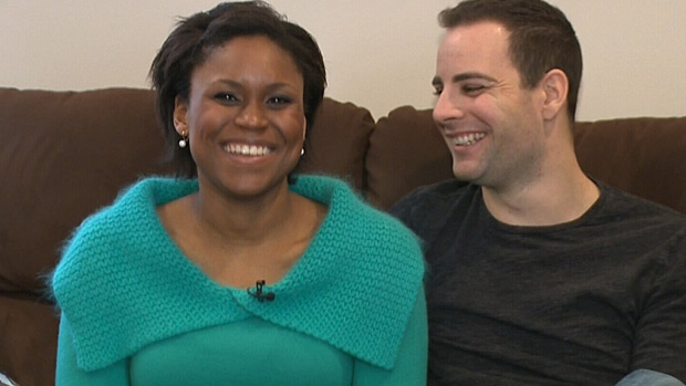 Andrea and David say even if they win the contest they won't be altering their wedding plans.