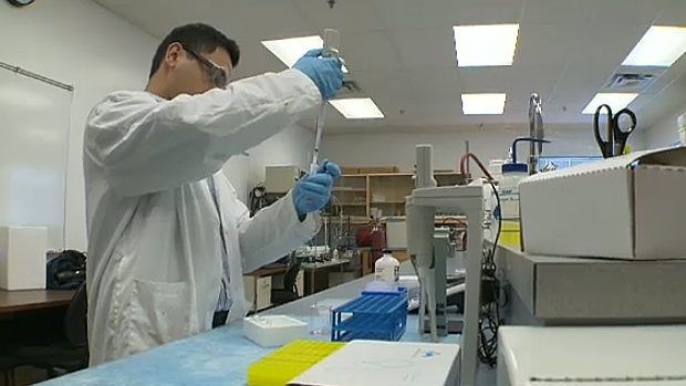 An Edmonton company has received significant funding to develop a urine test that can detect HIV in its early stages, something researchers say could mean faster treatment to help patients live longer lives - and bring down healthcare costs.