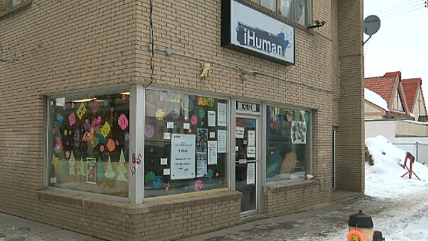 Staff at the iHuman centre for at-risk youth in Edmonton says a break-in and theft at the centre will be traumatic for the young people who use its services.