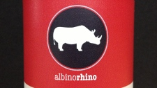 Earls Albino Rhino beer