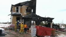 Spruce Grove house explosion