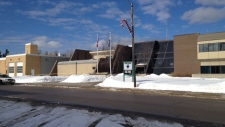 Whitecourt courthouse