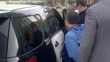 Simon Shum arrest