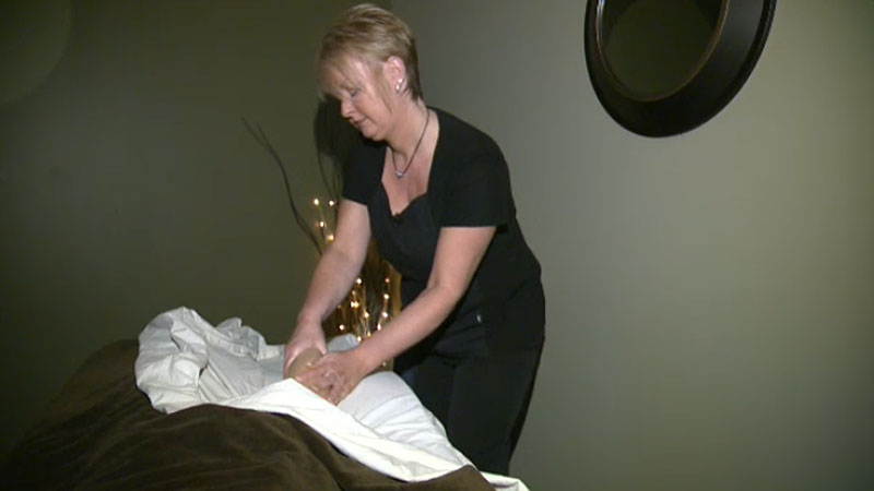 Tracy McMahon is a local spa owner who has been providing massage services in Alberta since 2002. However, because she received training in Scotland, McMahon is being told she is not meeting accreditation standards for new insurance claim rules.