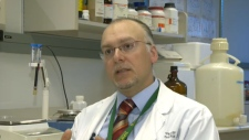 Neurologist Dr. Fabrizio Giuliani