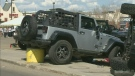 CTV Edmonton: Woman dies in Jeep stunt