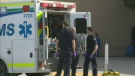 CTV Edmonton: Man in hospital after electric shock