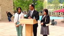 Councillor Amarjeet Sohi announcement