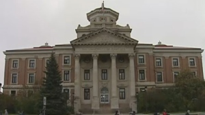 The University of Manitoba is shown in this file photo. Officials say all the cases were students at the university.