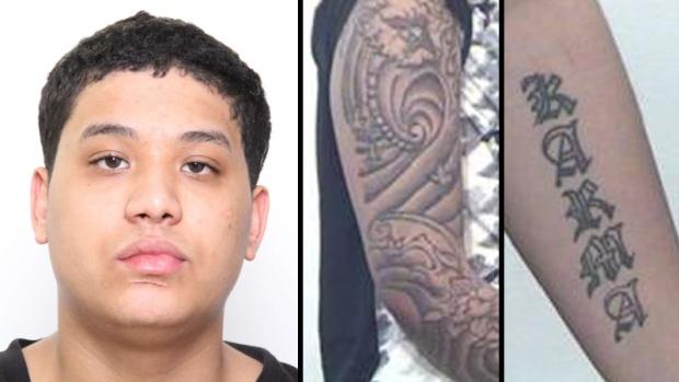 Police seeking suspect in violent break and enter ctv for Tattoo school edmonton