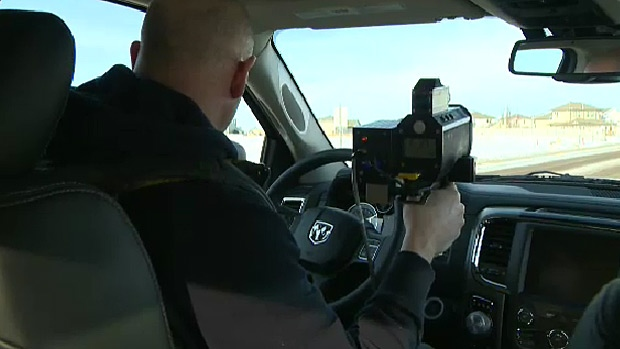 Morinville residents will be voting on whether to eliminate photo radar.
