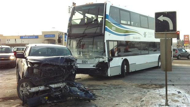 Double Decker Bus Tour Winnipeg