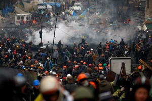 Ruse, Kyiv sees deadliest day yet in 3 months of protests