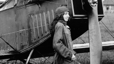 Katherine Stinson, aviation, women