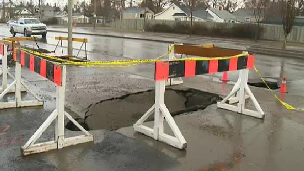 Edmonton experiences stubborn sinkhole outbreaks...