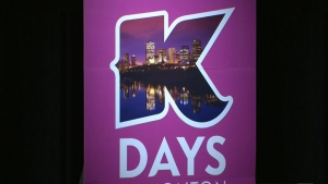 New K-days logo