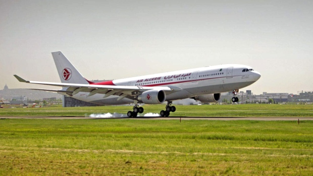 Authorities say a flight operated by Air Algerie carrying 110 passengers and a crew of six has disappeared from the radar on a flight from Burkina Faso to Algiers.