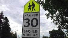 Edmonton School Zones