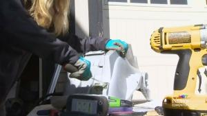 CTV Edmonton: Disposing of old car seats