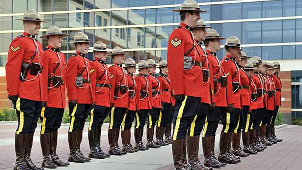 ctv edmonton rcmp armed weapons remembrance