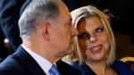 Benjamin Netanyahu and his wife Sara in Rome, on Dec. 1, 2013. (AP / Riccardo De Luca)